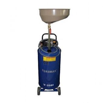 Установка сбора масла REMAX V-2081