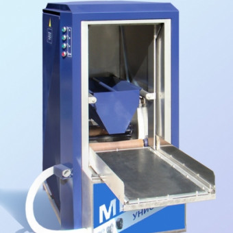 МК-1 - автоматическая мойка колес с подогревом