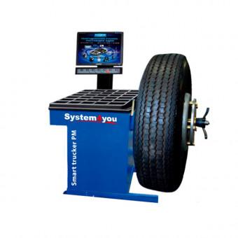 Балансировочный станок грузовой System4you Smart Trucker PM